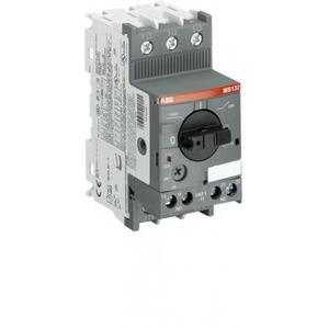 ABB Motorbeveiligingsschakelaar range 10-16a incl.hulpcontact 1m+1v