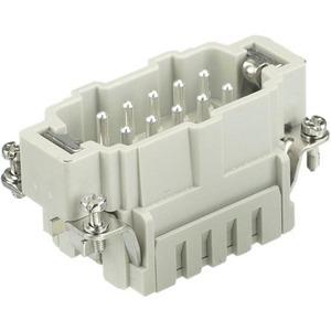 Harting 413 contactblok industriële connector 10 09330102616