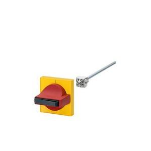 Siemens 8uc71213bb10 deurknop+as