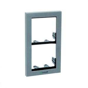Comelit Powercom/ikall frame-2 modulen zilver