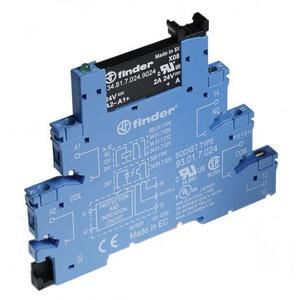 Finder INTERF.RELAIS 1M 2A 60VDC S.