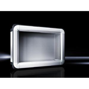 Rittal CP Comfortpanel vr frontpl 520x500 D=191