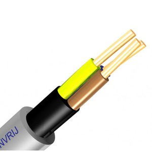 Draka HULT installatiekabel 3x2,5mm² Grijs 124305NN LEN