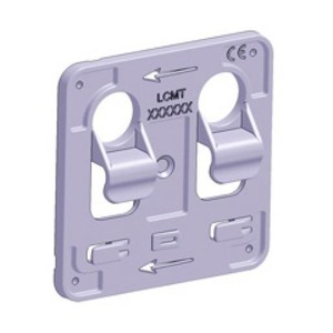 Legrand Plexo kabelgoot adapter p31 80x80mm