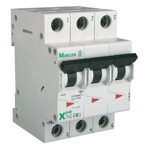 Eaton Installatieautomaat FAZ-B10/3 , B 10A , 3 Polig , 15 kA