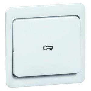 Peha Standard bedieningselement Aan-/uit-schakelaar Enkele wip Crèmewit (elektrowit) 00176911