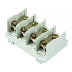 ABB 4 voudig klemmenblok 2x10+1x16mm2