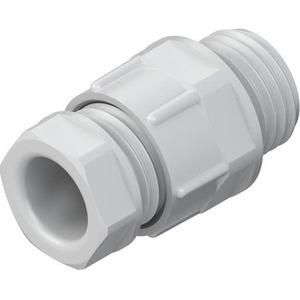 Niedax PG Wartel PG20,4 Lichtgrijs 9/12mm Kunststof 515103