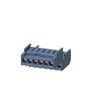 Siemens CONTROL CIRCUIT TERMINALS 3RA62 SCREW