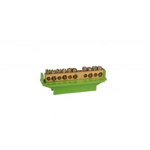 Hager KM aansluitklem stroomrail 16mm² KM10B