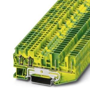 Phoenix Contact ST aardrijgklem 0,14-2,5mm Groen/geel 3040041