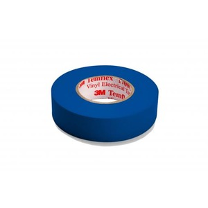 3M zelfklevende tape 19mmx20m PVC Blauw DE272951109