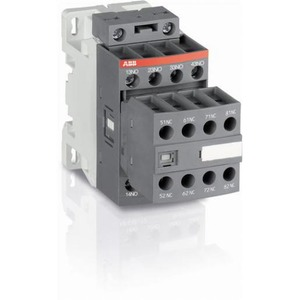 ABB HulpMagneetschakelaar 8NO Met laag spoelvermogen, v PLC aansturing spo