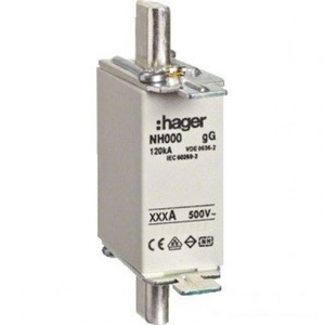 Hager MESPATROON NH000 KTF 50 A 500 V
