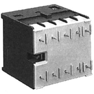 ABB Mini magneetsch. 4kW 400Vac 3polig spoelcode (0..1) Hulpcontact 1NO