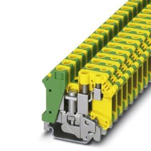 Phoenix Contact UK aardrijgklem 0,5-6mm Groen/geel 3001420