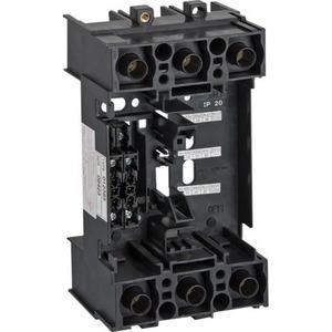 Hager Tb2-sts4p250 steeksokkel 4p