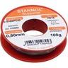 Stannol SOLDEERTIN 60/40 0.8MM 100G STANNOL
