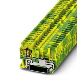 Phoenix Contact ST aardrijgklem 0,14-4mm Groen/geel 3042722