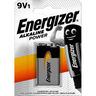 Energizer POWER 9V BIEDT DE KWALITEIT VOOR DAGELIJKSE BEHOEFTE.