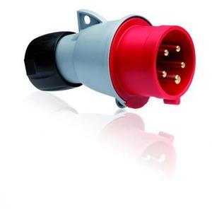ABB Contactstop 32 ampere 4p+e aansluiting 2,5-6 mm2 aansluit diamet