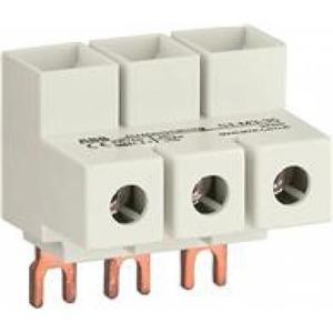 ABB Ms series aansluitklem voor hoofdkabel 3p schroef 3-aansluitingen 1sam201913r1103
