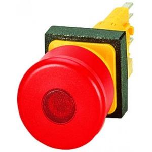 Eaton NOOD-UIT-knop, verlicht