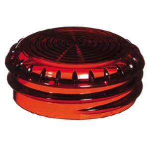 Peha Beschermglas voor lichtsignaal hoogte 57 mm, rood