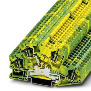 Phoenix Contact STTBS aardrijgklem 0,14-4mm Groen/geel 3035072