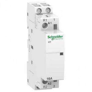 Schneider Electric ICT MAGNEETSCHAKELAAR 2P 1M+1V 16A 12 V
