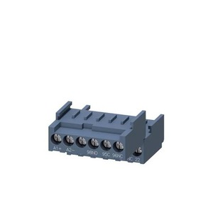 Siemens CONTROL CIRCUIT TERMINALS 3RA61 SCREW