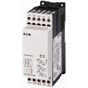Eaton SOFTSTARTER 200-480VAC(50/60HZ), 110/230VAC STUURSPANNING 1,5KW 4A