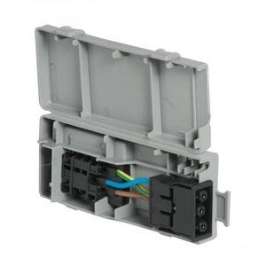 ABB Clixys aansluitunit met 1-fase connector en 1xGST18 connector