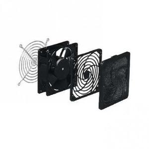 Nsycvf65m230pf Sarel Ventilator 65m3h 230v Ip 20 Black