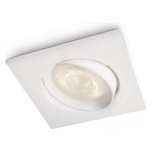 Philips MyLiving Downlight LED niet uitwisselbaar IP20 590813116