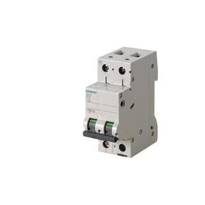 Siemens INSTALLATIE AUTOMAAT 2P C 2A 6KA