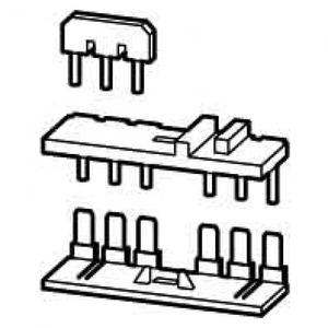 Eaton Magneetschakelaar sterdriehoek bedradringsset voor DILM17..32