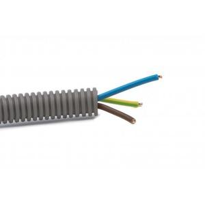 Pipelife Flexiplus QL voorbedrade flexibele buis type U 16mmx100m