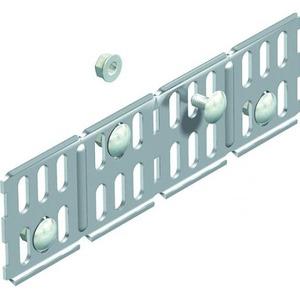 OBO Hoekverbinder voor kabelgoot horizontaal 60x200 va 1.4301