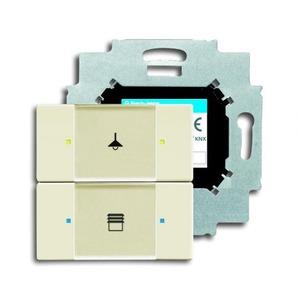 ABB Busch-Jaeger KNX sensor 2v m bau s-ivoor