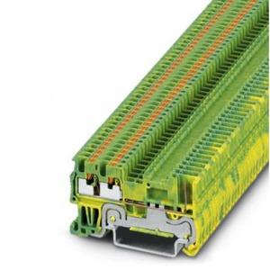 Phoenix Contact PT aardrijgklem 0,5-6mm Groen/geel 3212374