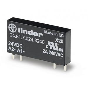 Finder SSR RELAIS 1M 2A/240VAC 5VDC S.