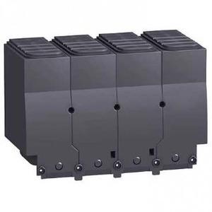 Schneider Electric 1 LANGE KLEMMENAFDEKKAP VOOR SPREIDER 4P