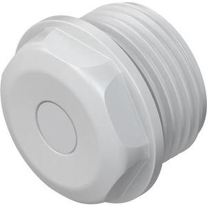 Niedax afdichtdop kabelinvoer 20 Metrisch Lichtgrijs 515972