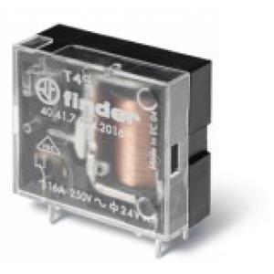 Finder RELAIS 1W 10A 6VDC S.