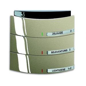 ABB Busch-Jaeger KNX Triton MF/IR 3/6v a-palladium