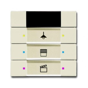 ABB Busch-Jaeger KNX IR interface+3v s-ivoor