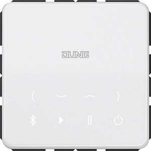 Jung Bluetooth Connect systeeminterface bussysteem Bluetooth-interface BTCCD508WW PK