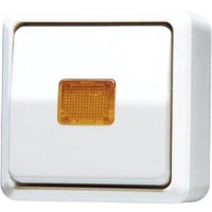 Jung Wipcontroleschakelaar 10 A 250 V ~