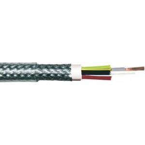 Bohm 2YSLCY-J stuurstroomleiding 4x1,5mm² Transparant 00109001TR500